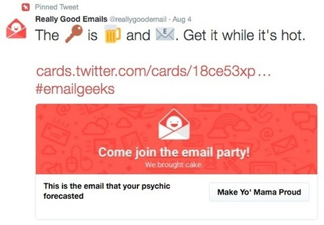 9 Ways to Grow Your Email List  With Twitter | Email Marketing Tips | Scoop.it