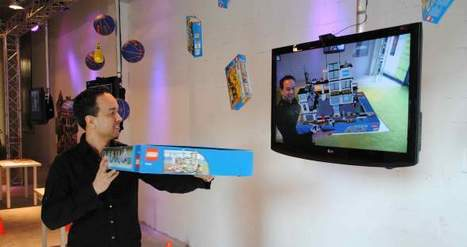 Augmented Media Experience | #AugmentedReality | Doeland's Digitale Wereld | Augmented Reality News and Trends | Scoop.it