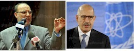 Erian accuses ElBaradei of treason | Égypt-actus | Scoop.it