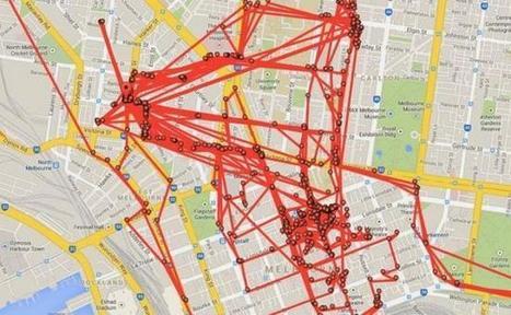Para esto servía el historial de localizaciones de Google Maps: medir a qué tiendas vas tras ver publicidad   Google Places, Geomarketing y LBS   Scoop.it