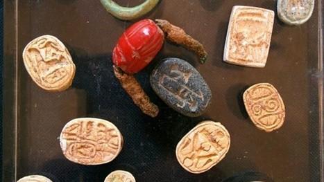 Un promeneur découvre une antiquité égyptienne vieille de 3 500 ans en Galilée | Net-plus-ultra | Scoop.it
