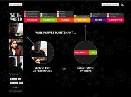 Il était une fois la narration dans le webdocumentaire | Webdoc, scénario interactif, UX, storytelling | Scoop.it