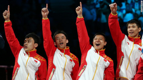 Cina's great Olympic debate | Le It e Amo ✪ | Scoop.it