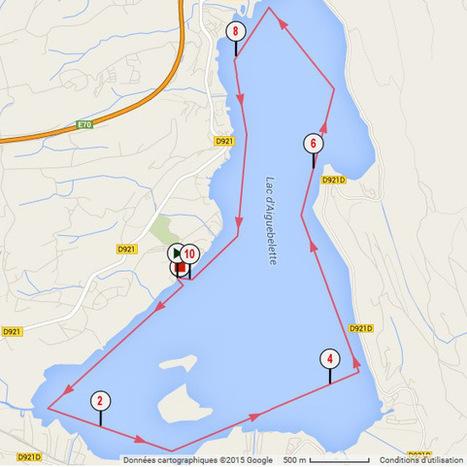 Lac d'Aiguebelette : prochaine étape de l'Alpine Lakes Tour | Stand up paddle | Scoop.it