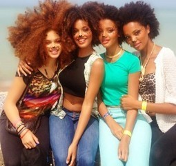 Natural Hair: Ascribing Value to The Economy of Our Existence - CulturalGrassroots.com | Black Fashion Designers | Scoop.it