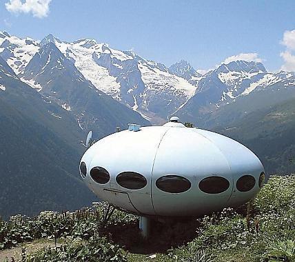 Matti Suuronen's Futuro house to go on display in Rotterdam   Finland   Scoop.it