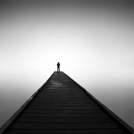 Amazing black and white photography by Julius Tjintjelaar | The D-Photo | Fine Art Landscape | Scoop.it