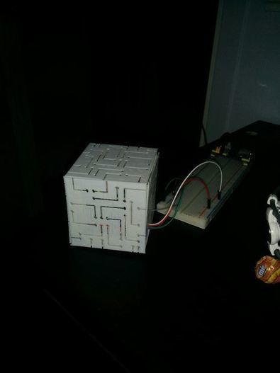ESP8266 WiFi notification lamp | Arduino, Netduino, Rasperry Pi! | Scoop.it