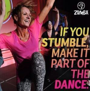 7 Inspiring Zumba Quotes Pics for a Healthy Lifestyle | Krazy Kardio | Scoop.it