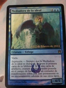 Mediator of the Ideal from 'Born of the Gods' revealed - Examiner.com   Magic the Gathering   Scoop.it