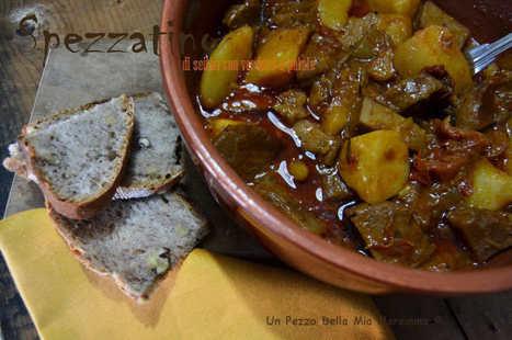 Spezzatino di seitan con patate per l'MTC - Un pezzo della mia Maremma   Un pezzo della mia maremma   Scoop.it