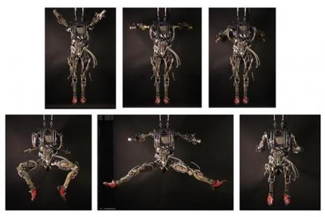 Makers of infamous BigDog robot unveil human version - PETMAN (w/ video) | Knowmads, Infocology of the future | Scoop.it