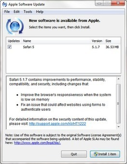Apple Updates Safari For Windows - Improves Performance, Stability, compatibility And Security ~ Geeky Apple - The new iPad 3, iPhone iOS 5.1 Jailbreaking and Unlocking Guides | Apple News - From competitors to owners | Scoop.it