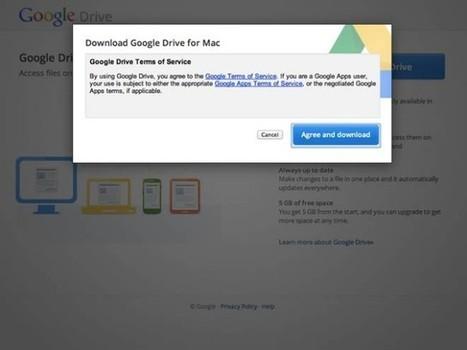 Synchroniser un dossier local avec Google Drive   Je, tu, il... nous !   Scoop.it