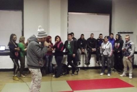 Mouscron: une scène pour jeunes rappeurs | Infor Jeunes Tournai | Scoop.it