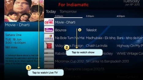Tata Sky makes its TV Everywhere service free as Netflix deploys in India | Media_Box | Scoop.it