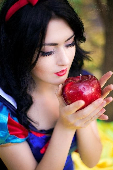 The Symbolism Of Snow White's Fairytale | my articles | Scoop.it
