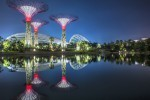 spectacular solar-powered supertrees - Engadget | Vertical Farm - Food Factory | Scoop.it