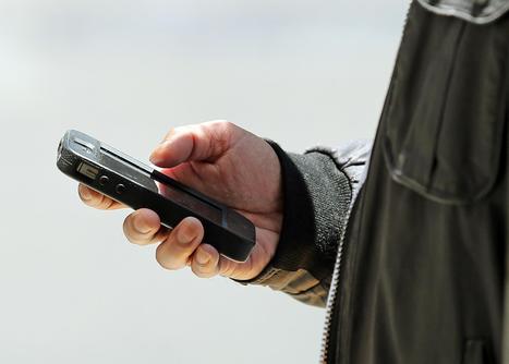 More Than 1/3 of Americans Leave Phones Unlocked | Kickin' Kickers | Scoop.it