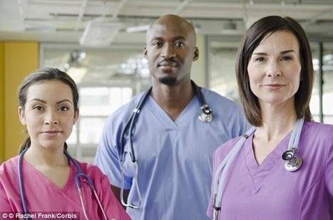 Male nurses scarce but make more money than women RNs: Study | Kickin' Kickers | Scoop.it