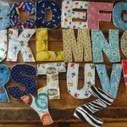 DIY - Fabric alphabet toy letters done - ChicagoNow (blog)   Sew Artfully Simple   Scoop.it