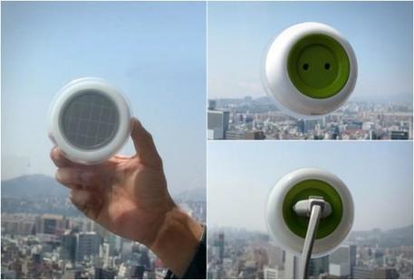 La 1ère prise électrique nomade totalement autonome, Window Socket - Construction21 | Construction21 | Scoop.it