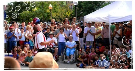 The Lawrence Busker Festival kicks off tonight at the Granada in Lawrence | Pitch | OffStage | Scoop.it