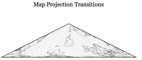 Exploring Map Projections - GIS Lounge | Geoprocessing | Scoop.it