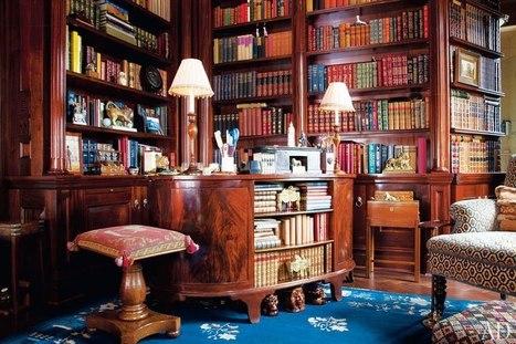 The Best Home Libraries | Best of Interior Design | Scoop.it