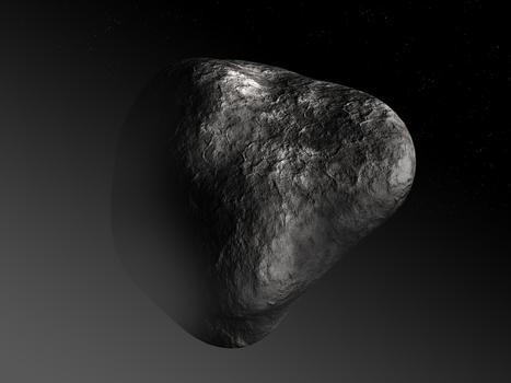 Portrait robot de la comète de Rosetta « Le blog de l'image satellite – CNES | Rosetta : des plans sur la comète ! | Scoop.it