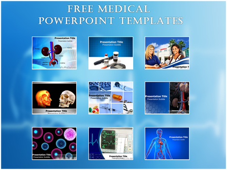 Free Medical PowerPoint Templates | medical transcription | Scoop.it