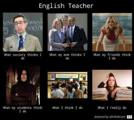 English Teacher | What I really do | Scoop.it