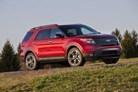 Ford Explorer | Carros | Scoop.it