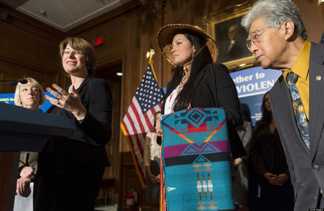 VAWA Not a Victory for Alaskan Native Women | Upsetment | Scoop.it