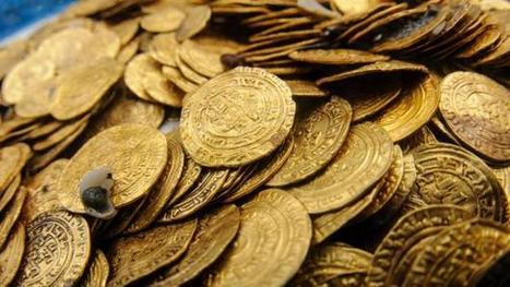 How do you find a shipwreck's lost gold? | DiverSync | Scoop.it