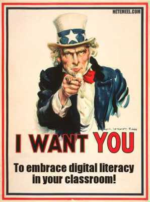 We Can't Ignore Digital Discourse | meagsaid | Digital Literacy (DL) | Scoop.it