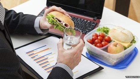 Bosses urged to promote lunch breaks | Higher & Int 2 Business Management | Scoop.it