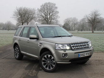 Land Rover Freelander Review (2013) - carpages | Land Rover Bussiness | Scoop.it