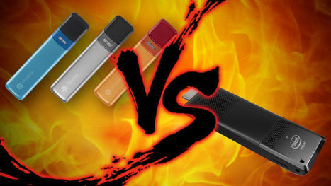 PC Stick Showdown: Intel Compute Stick vs Google Chromebit | Bazaar | Scoop.it