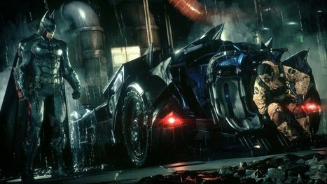 Batman: Arkham Knight 1080p on PS4; Xbox One Version Still Unknown - Attack of the Fanboy   HungryGamer   Scoop.it