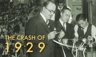 WGBH American Experience . The Crash of 1929 | PBS | Stock Market Crash of 1929 | Scoop.it
