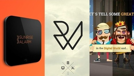 Web Design Inspiration 2014 (Trends 2014) | Wordpress Web Design | Scoop.it
