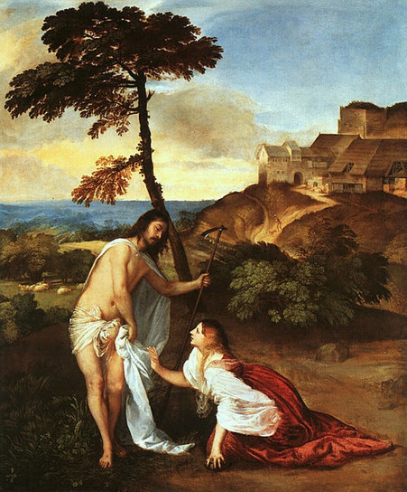 Three Pipe Problem: Re-examining Titian's Sacred and Profane Love | Titian | Scoop.it
