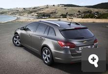 Chevrolet Cruze Station Wagon - Coffre en plus | Elle & Freelance | Scoop.it