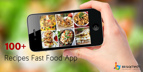 Top 5 Fast Food Apps For Android or iOS - BR Softech - The Official Blog | BR Softech Pvt.Ltd | Scoop.it
