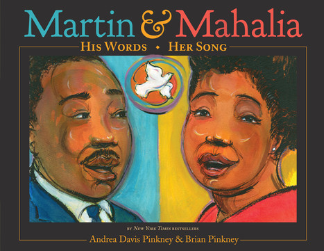 Pinkney_MartinMahalia_cover.JPG (3672x2840 pixels) | Black-Eyed Susan Picture Book Nominees 2014-2015 | Scoop.it