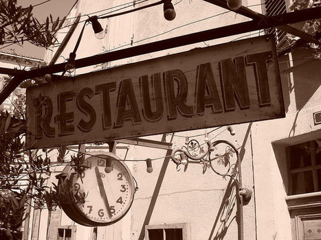 L'Italia al ristorante... con foursquare! Claim e informazioni | Social media culture | Scoop.it