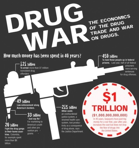 Global War on Drugs an Expensive Failure   Top World Issues Today   Scoop.it