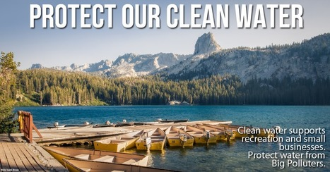 Save our clean water! | GMOs & FOOD, WATER & SOIL MATTERS | Scoop.it