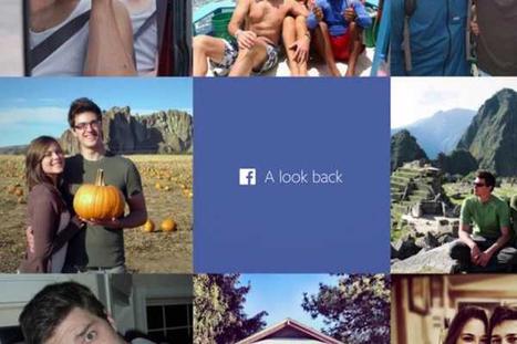 Facebook permitirá editar los populares videos personalizados de una mirada atrás | Criterios de innovación tecnológica y periodística en la Red | Scoop.it